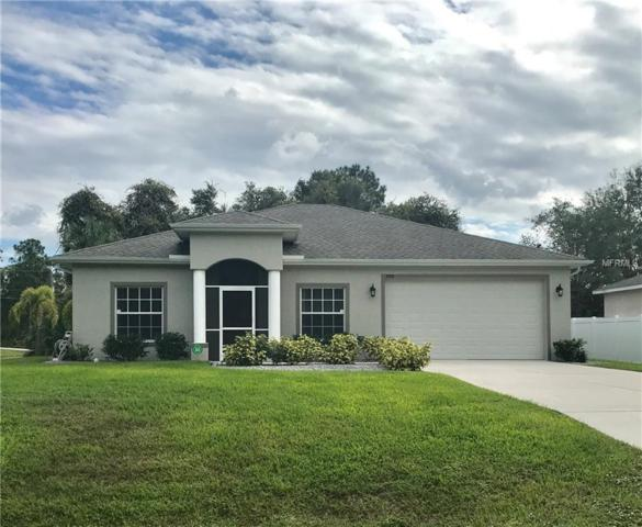 3410 Whitman Street, North Port, FL 34288 (MLS #C7408157) :: Delgado Home Team at Keller Williams