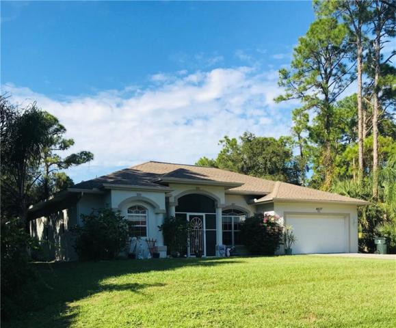 4637 Dakota Terrace, North Port, FL 34286 (MLS #C7408423) :: Mark and Joni Coulter | Better Homes and Gardens