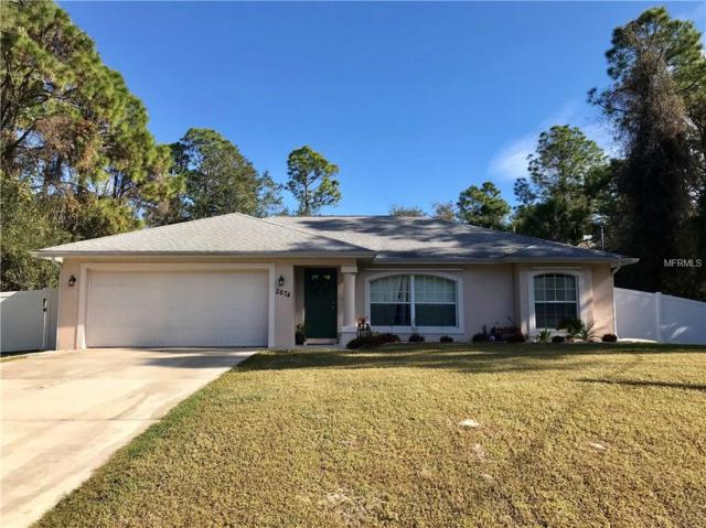 2674 Parasol Lane, North Port, FL 34286 (MLS #C7410019) :: Homepride Realty Services