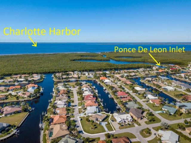 1323 San Mateo Drive, Punta Gorda, FL 33950 (MLS #C7410170) :: Remax Alliance
