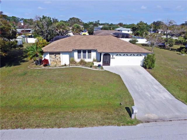 916 Sidney Terrace NW, Port Charlotte, FL 33948 (MLS #C7411241) :: RE/MAX Realtec Group
