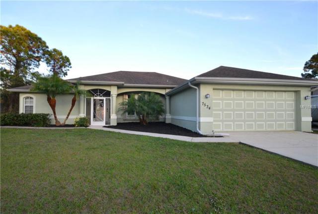 7534 Tasco Drive, North Port, FL 34291 (MLS #C7411280) :: Zarghami Group