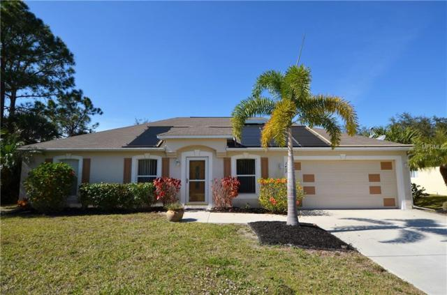 2457 Cincinnati Street, North Port, FL 34286 (MLS #C7411360) :: RE/MAX Realtec Group