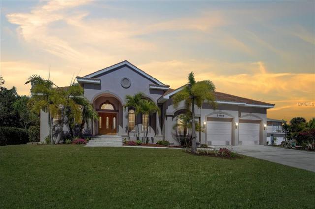 24366 Buccaneer Boulevard, Punta Gorda, FL 33955 (MLS #C7411913) :: Mark and Joni Coulter | Better Homes and Gardens