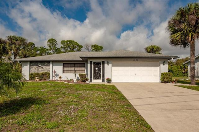 1541 Harmony Drive, Port Charlotte, FL 33952 (MLS #C7412226) :: Burwell Real Estate
