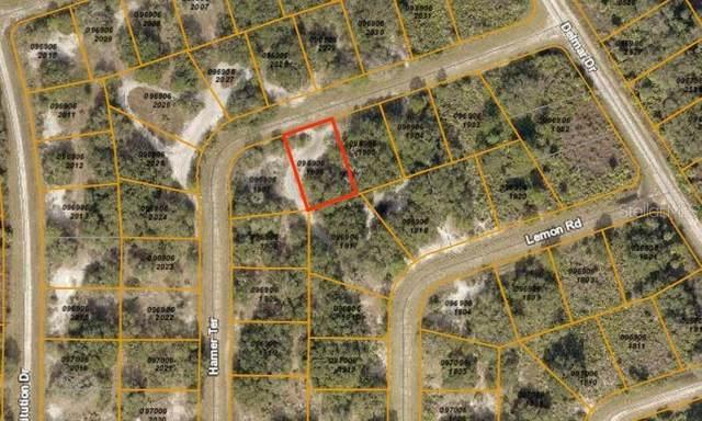 Hamer Terrace, North Port, FL 34291 (MLS #C7412282) :: CENTURY 21 OneBlue
