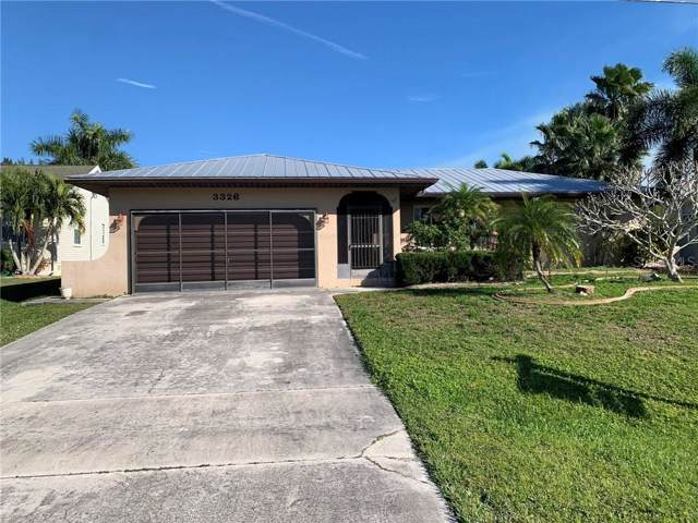 3326 Magnolia Way, Punta Gorda, FL 33950 (MLS #C7412570) :: The Duncan Duo Team