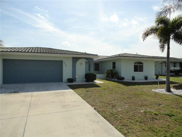 732 Santa Margerita Ln, Punta Gorda, FL 33950 (MLS #C7412901) :: The Duncan Duo Team