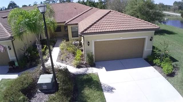 2615 Thyme Way, North Port, FL 34289 (MLS #C7412918) :: Florida Real Estate Sellers at Keller Williams Realty