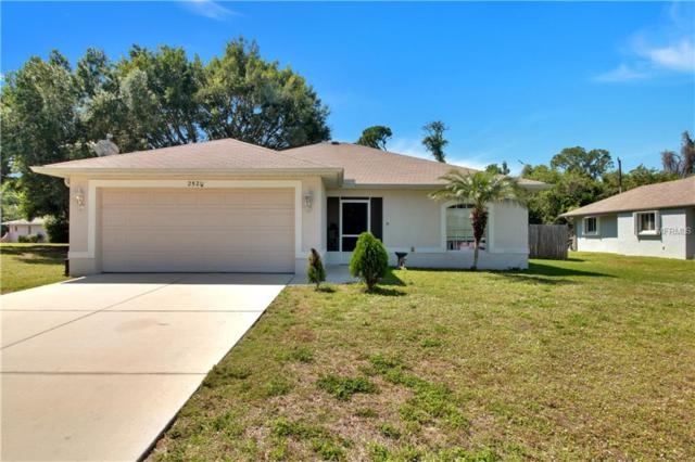 2521 Newbury Street, Port Charlotte, FL 33952 (MLS #C7413264) :: The Light Team