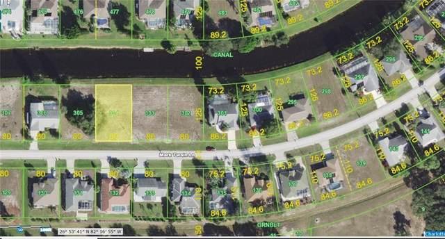 118 Mark Twain Lane, Rotonda West, FL 33947 (MLS #C7413384) :: Pepine Realty