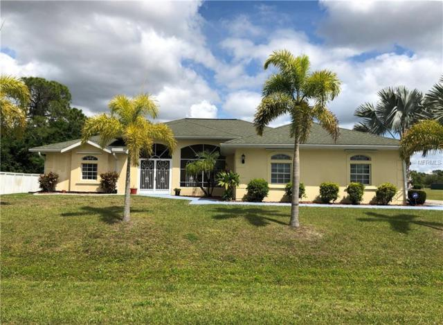 23162 Gray Avenue, Port Charlotte, FL 33980 (MLS #C7413885) :: RE/MAX Realtec Group