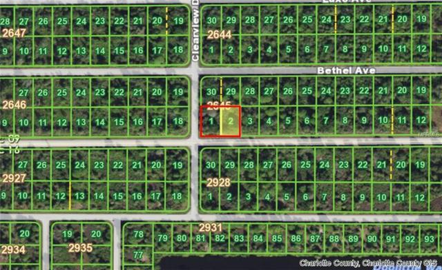14146 Eleanor Avenue, Port Charlotte, FL 33953 (MLS #C7414004) :: The Duncan Duo Team
