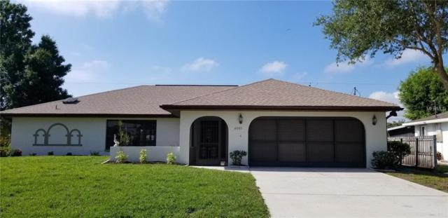 6063 Gillot Boulevard, Port Charlotte, FL 33981 (MLS #C7414253) :: Mark and Joni Coulter | Better Homes and Gardens