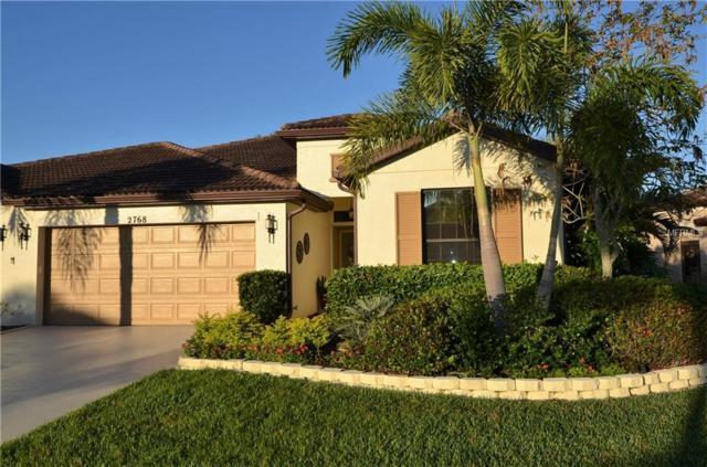 2768 Arugula Drive, North Port, FL 34289 (MLS #C7414314) :: Cartwright Realty