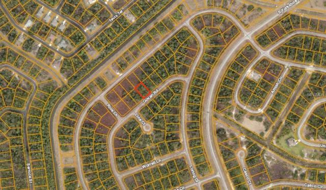 Lot #20 Govan Road, North Port, FL 34288 (MLS #C7414354) :: GO Realty