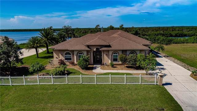 17439 Ohara Drive, Port Charlotte, FL 33948 (MLS #C7414641) :: The Duncan Duo Team