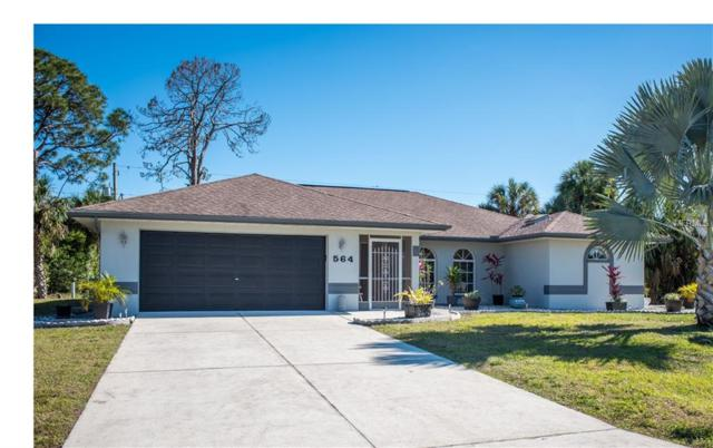 564 Clearview Drive, Port Charlotte, FL 33953 (MLS #C7414691) :: Delgado Home Team at Keller Williams