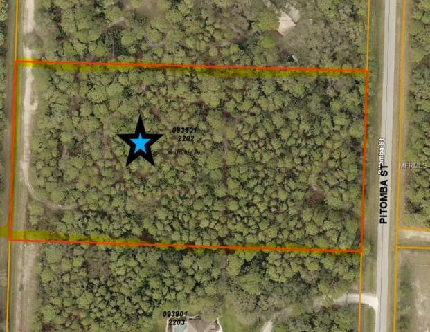 Pitomba Street, North Port, FL 34286 (MLS #C7415606) :: EXIT King Realty