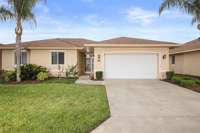 24157 Green Heron Drive #27, Port Charlotte, FL 33980 (MLS #C7415779) :: Bustamante Real Estate