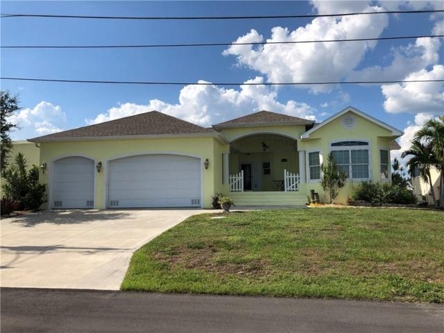 760 Fontana Drive, Punta Gorda, FL 33950 (MLS #C7415920) :: The Duncan Duo Team
