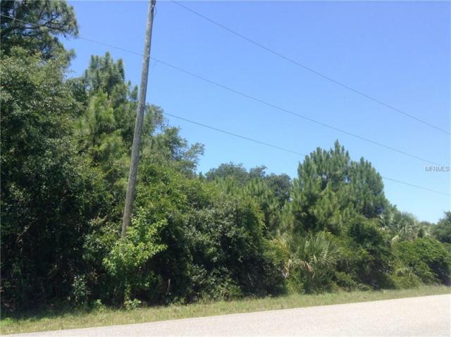 Selover Road, North Port, FL 34287 (MLS #C7416152) :: Mark and Joni Coulter | Better Homes and Gardens