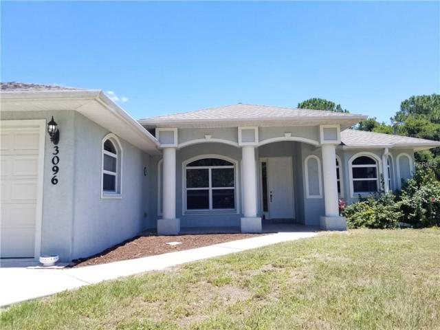 3096 Wyola Avenue, North Port, FL 34286 (MLS #C7416164) :: Bustamante Real Estate