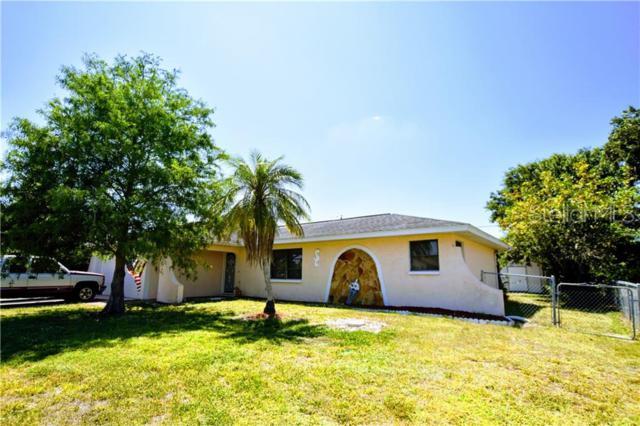 860 Dobell Terrace NW, Port Charlotte, FL 33948 (MLS #C7416388) :: Rabell Realty Group
