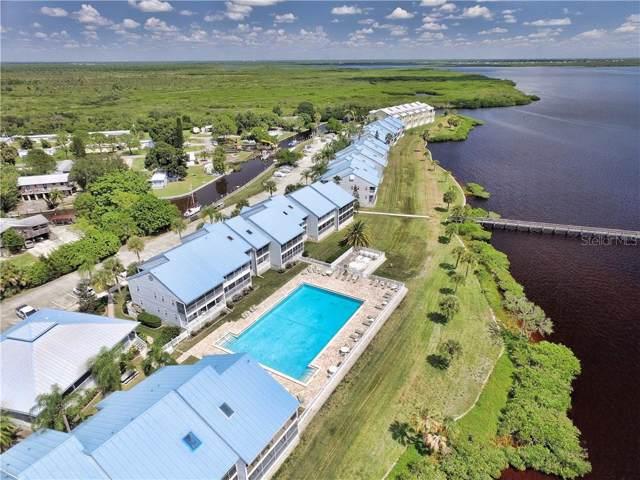 4410 Warren Avenue #206, Port Charlotte, FL 33953 (MLS #C7416618) :: Burwell Real Estate