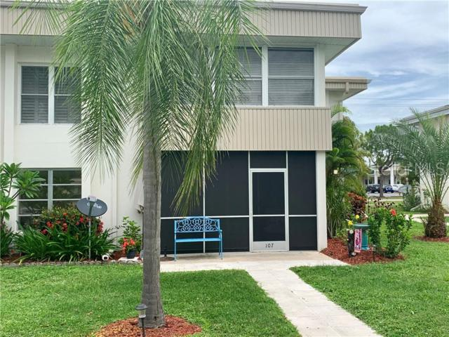 21267 Gertrude Avenue #107, Port Charlotte, FL 33952 (MLS #C7416768) :: Cartwright Realty