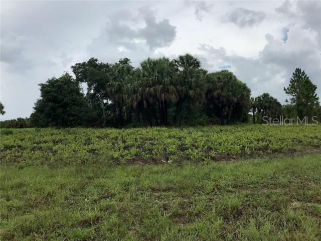 Lot 14 London Circle, North Port, FL 34288 (MLS #C7416933) :: White Sands Realty Group