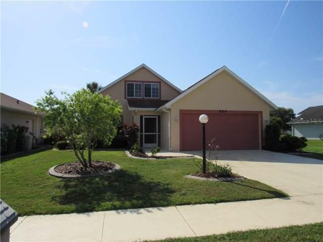 589 Rose Apple Circle, Port Charlotte, FL 33954 (MLS #C7417425) :: The Duncan Duo Team