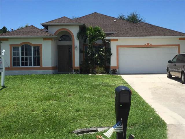 148 Carlisle Avenue S, Lehigh Acres, FL 33974 (MLS #C7418132) :: The Duncan Duo Team