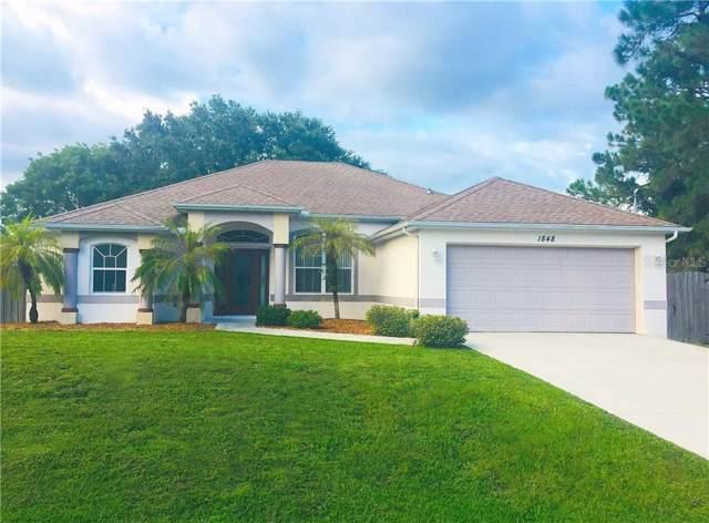 1848 Blanton Avenue, North Port, FL 34288 (MLS #C7418402) :: Homepride Realty Services
