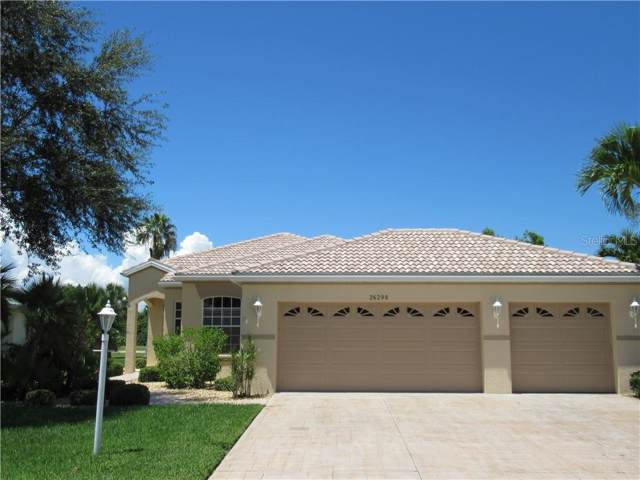 26298 Feathersound Drive, Punta Gorda, FL 33955 (MLS #C7418651) :: The Brenda Wade Team