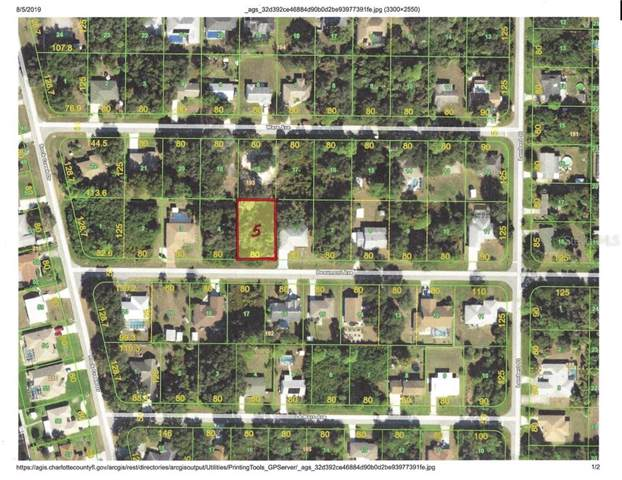 1148 Beaumont Avenue, Port Charlotte, FL 33948 (MLS #C7418706) :: Cartwright Realty
