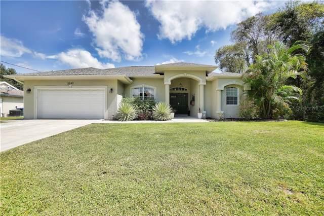 2540 Pickard Lane, North Port, FL 34286 (MLS #C7419844) :: Burwell Real Estate