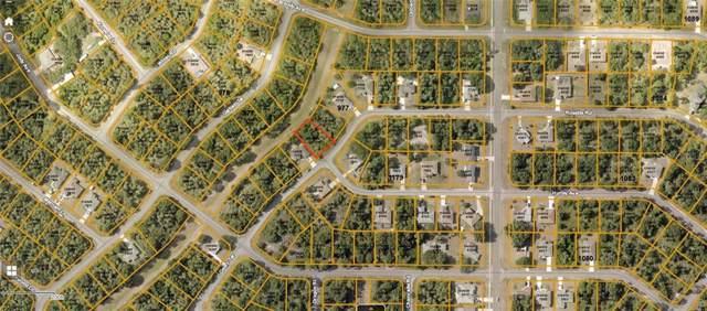 LOT 16 Geary Terrace, North Port, FL 34288 (MLS #C7420261) :: Cartwright Realty