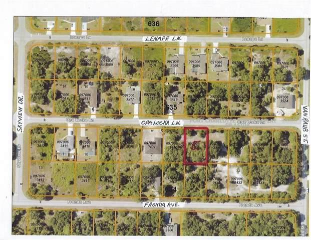 Opa Locka Lane, North Port, FL 34291 (MLS #C7421879) :: Cartwright Realty