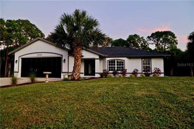3325 Dalhart Court, North Port, FL 34286 (MLS #C7421989) :: Premium Properties Real Estate Services