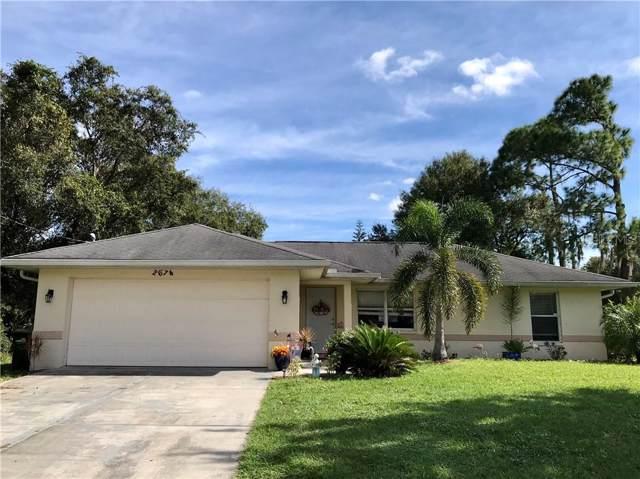 2674 S Cranberry Boulevard, North Port, FL 34286 (MLS #C7422570) :: 54 Realty