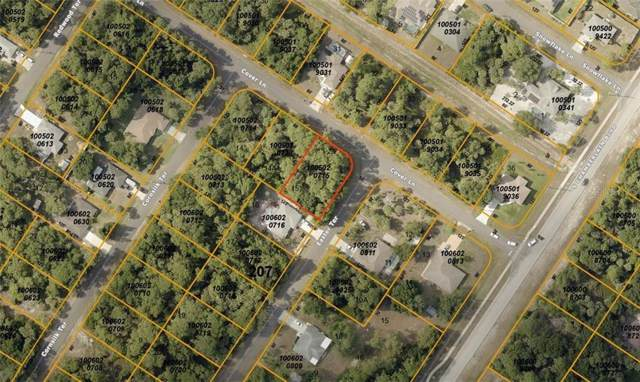 Lot 15 Cover Lane, North Port, FL 34286 (MLS #C7423085) :: Griffin Group