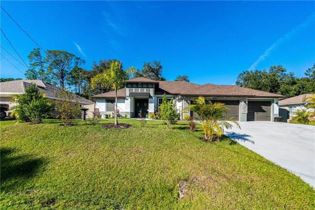 4533 Vaquero Street, North Port, FL 34286 (MLS #C7423104) :: Team Bohannon Keller Williams, Tampa Properties