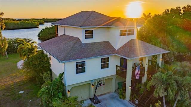 24197 Treasure Island Boulevard, Punta Gorda, FL 33955 (MLS #C7423197) :: Armel Real Estate