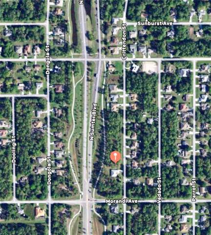 Crittendon Street, North Port, FL 34286 (MLS #C7423225) :: Team Bohannon Keller Williams, Tampa Properties