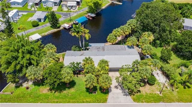 8416 Riverside Drive, Punta Gorda, FL 33982 (MLS #C7423307) :: Bustamante Real Estate