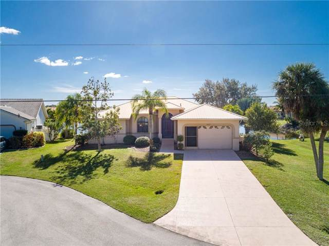 24273 Balearic Lane, Punta Gorda, FL 33955 (MLS #C7424544) :: Cartwright Realty