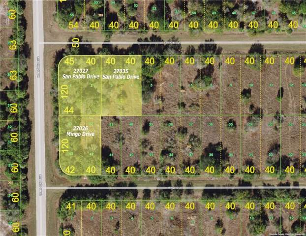 27027 San Pablo Drive, Punta Gorda, FL 33955 (MLS #C7424562) :: Burwell Real Estate