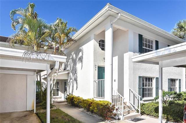 821 Montrose Drive #204, Venice, FL 34293 (MLS #C7424631) :: Baird Realty Group