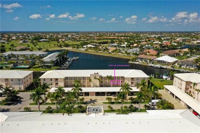 3640 Bal Harbor Boulevard #224, Punta Gorda, FL 33950 (MLS #C7425815) :: The Heidi Schrock Team
